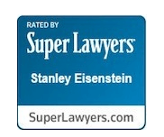 Stanley Eisenstein Super Lawyers Badge